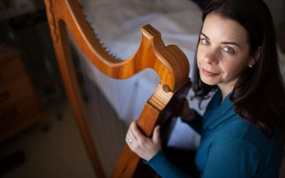 Agile Vocalist Blogcast:  Jennifer Hollis and Music-Thantology