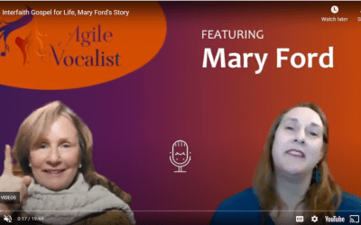 The Power of Singing and the Gospel with Mary Ford